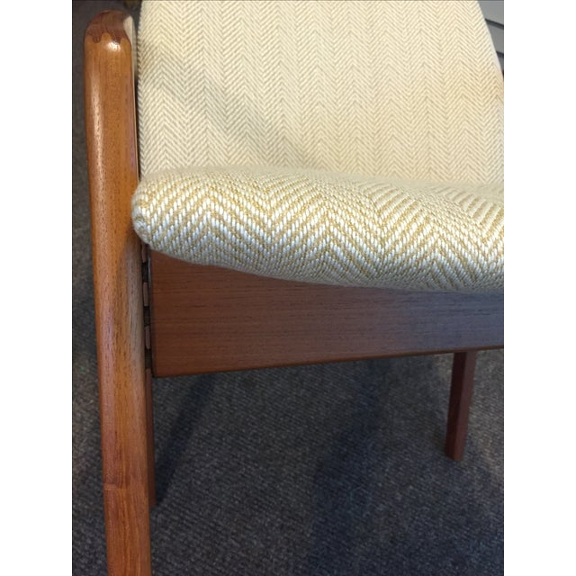 Kai Kristiansen Dining Chairs - Set of 4 - Image 9 of 10