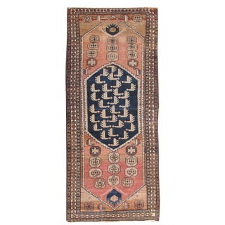 Persian Hamadan Rug - 3′2″ × 6′9″ For Sale