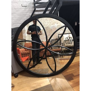 Late 19th Century Round Iron Wall Mirror Preview
