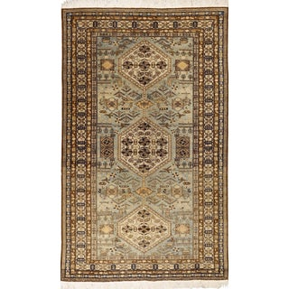 Antique Persian Ardebil Rug For Sale