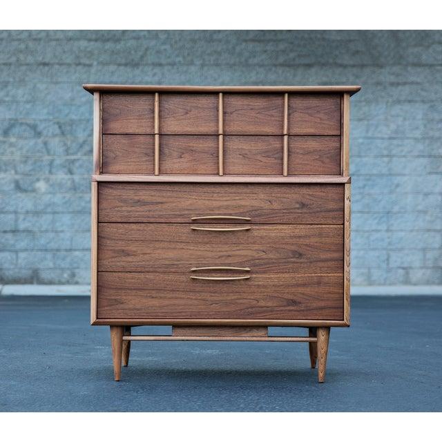 Mid-Century Modern Kent Coffey Eloquence Dresser - Image 3 of 7