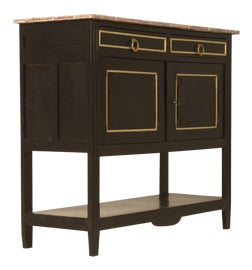 Image of Ebony Accent Tables