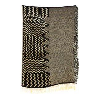 "ZANAFI Moroccan Rug, 3'5"" x 4'11"" feet / 103 x 150 cm"