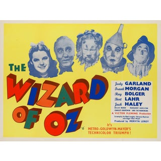 """""""The Wizard of Oz"""" For Sale"""