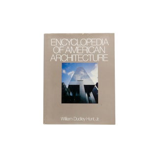 Encyclopedia of American Architecture For Sale