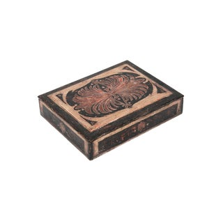 Carved Max Kuehne Box