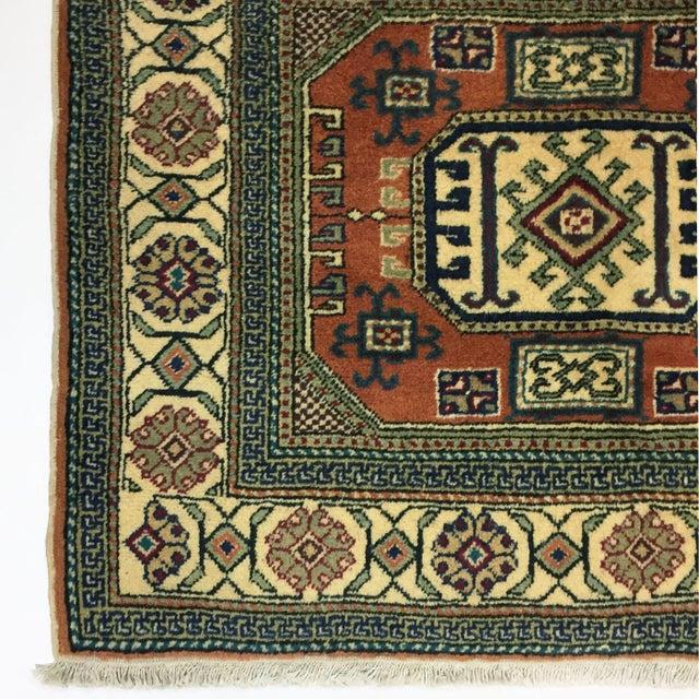 "Islamic One Thousand & One Nights Kayseri Rug - 6'7"" x 9'6"" For Sale - Image 3 of 4"