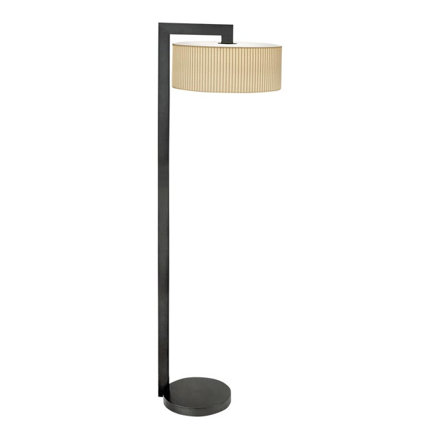 Chicago Lamp in Black Bronze For Sale