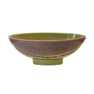 Destinos Portuguese Pottery Bowl For Sale