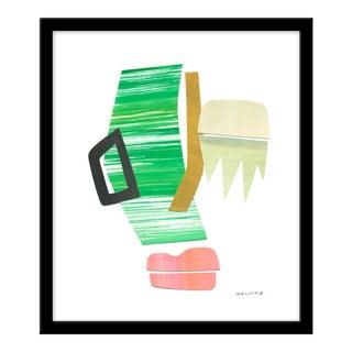 """Mendy"" Print by Melvin G., 18"" X 21"""