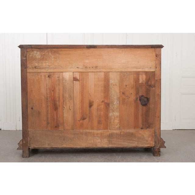 French 18th Century Louis XIII-Style Walnut Buffet For Sale - Image 12 of 13