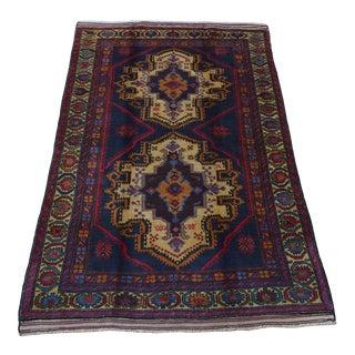 Afghan Tribal Handmade Rug For Sale