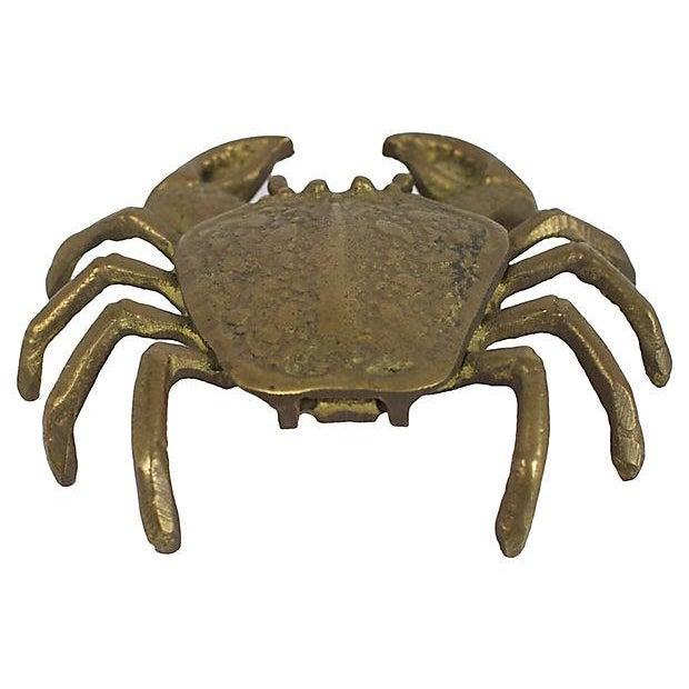 Brass Crab Trinket Box - Image 4 of 5