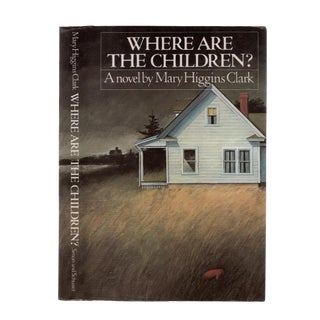 "1975 ""Signed Edition, Where Are the Children?"" Collectible Book For Sale"