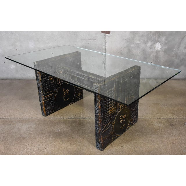 Adrian Pearsall Brutalist Dining Table - Image 2 of 11