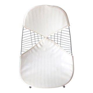 "Early Eames ""Bikini"" Wire Chair by Herman Miller"