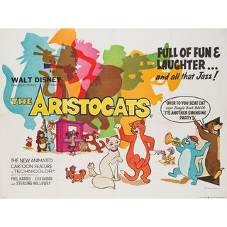 """""""The Aristocats"""" For Sale"""