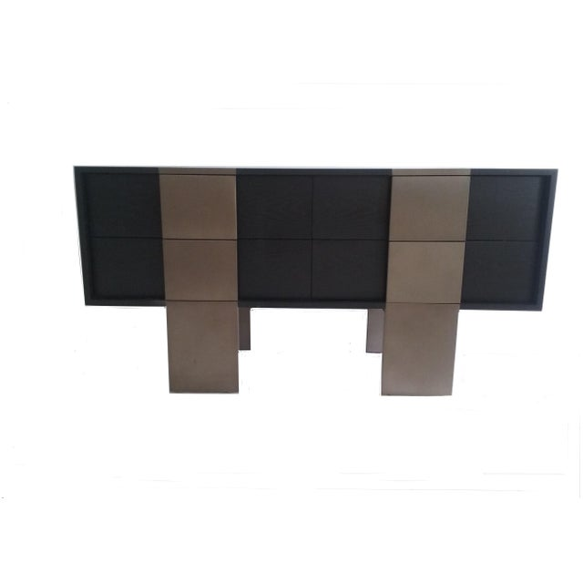 Modern Kelly Hoppen Collection For Century Furniture Storage Console Beautifully handcrafted piece of furniture with...