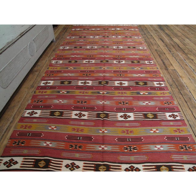 Traditional Mut Kilim For Sale - Image 3 of 6