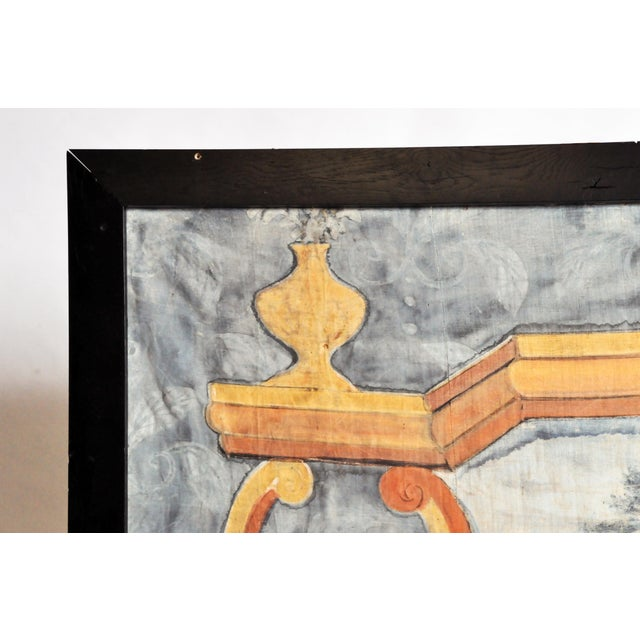 Late 18th Century 18th Century French Chateau Banner For Sale - Image 5 of 13