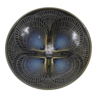 1920s Rene Lalique Shell Bowl For Sale
