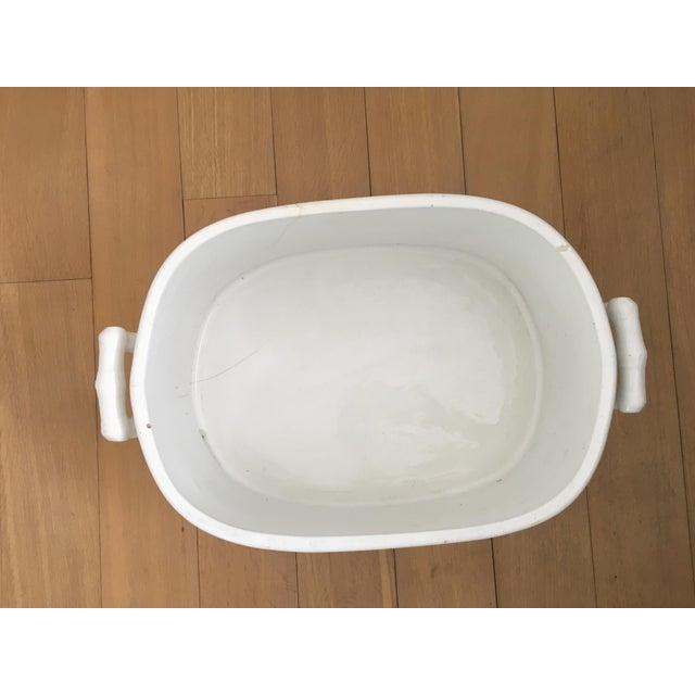 Large Ceramic Decorative Bowl - Image 7 of 8