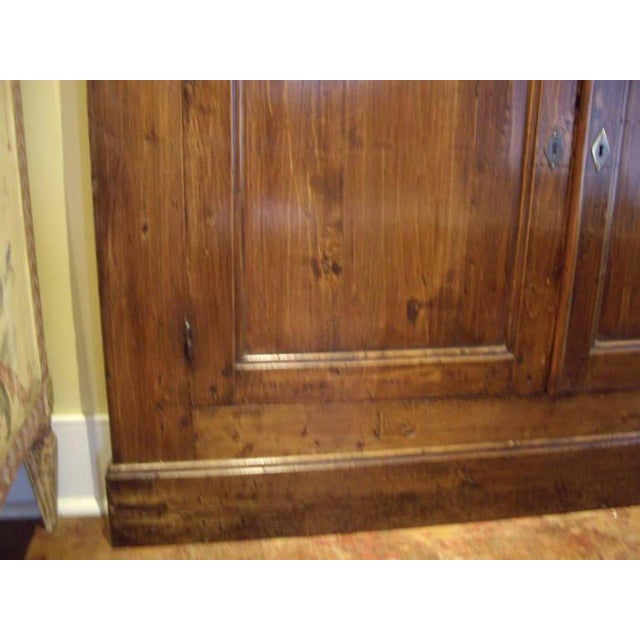 19th Century French Provincial Cabinet Front For Sale In New Orleans - Image 6 of 7
