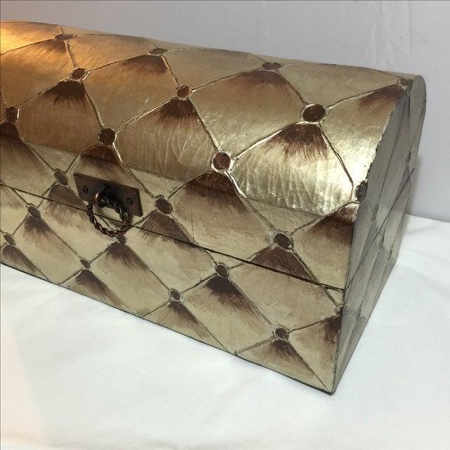 Extra Large Silverleaf Decorative Box - Image 3 of 7