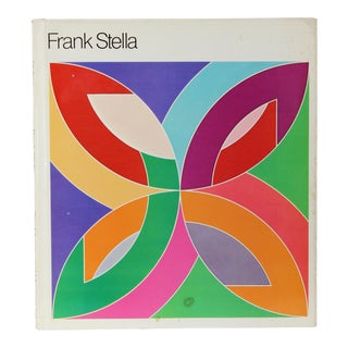 Frank Stella: First Moma Retrospective For Sale