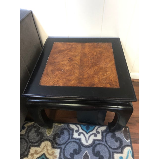 Asian 1970s Asian Century End Table For Sale - Image 3 of 4