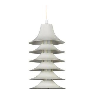 White Tip Top Lamp by Jørgen Gammelgaard for Pandul