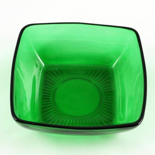 Anchor Hocking Green Glassware Bowls - Set of 8 Preview