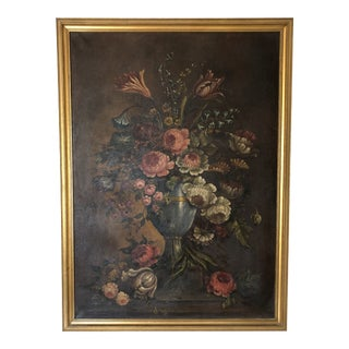 1930's Charles O. Gebauer Still Life Painting For Sale