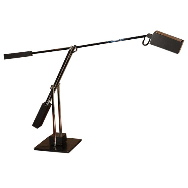 1970s Counter Balance Task Lamp For Sale