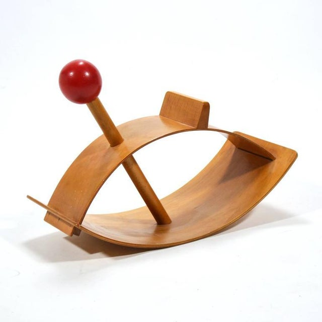 1960s Modernist Hobby Horse by Creative Playthings For Sale - Image 5 of 11