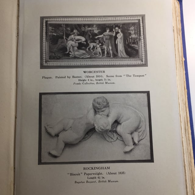 1921 General History of Porcelain William Burton Book For Sale - Image 10 of 13