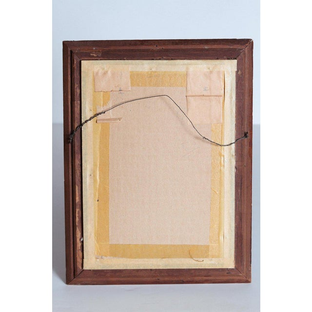 Etching of a Deer by Beth Van Hoesen (1926-2010) California For Sale - Image 12 of 13