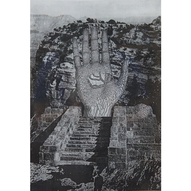 To Rene Magritte: Forbidden Realm 1994 Jud Yalkut Photoprint For Sale - Image 6 of 13