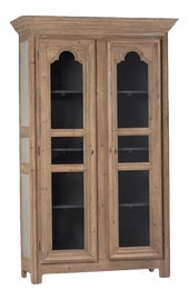 Image of Bookcases with Glass Doors