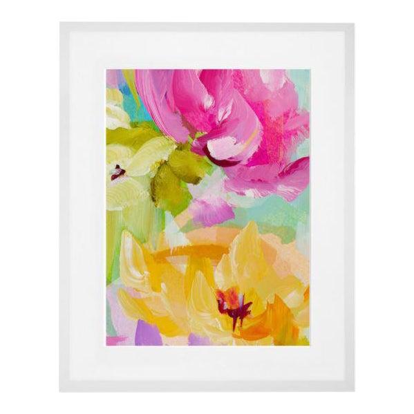 Spring Rain 3 Art Print by Susan Pepe For Sale