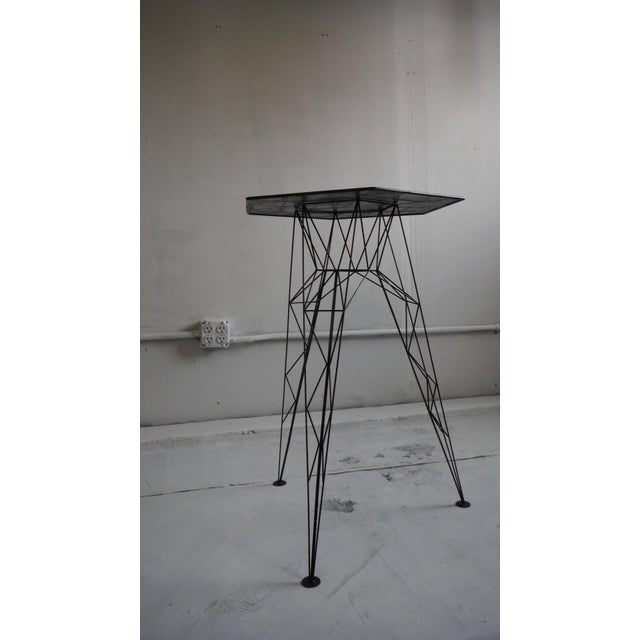 Gueridon Side Table For Sale In New York - Image 6 of 6