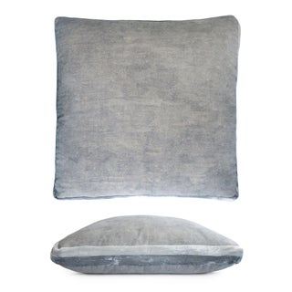 Seaglass Double Tuxedo Pillow