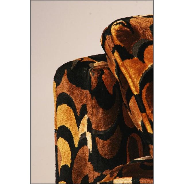 Mid-Centuryack Lenor Larsen Upholstered Loveseat - Image 11 of 11