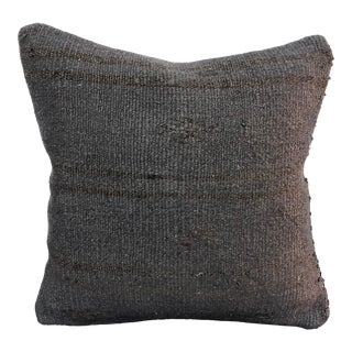 Turkish Hand Woven Decorative Hemp Pillow Cover For Sale