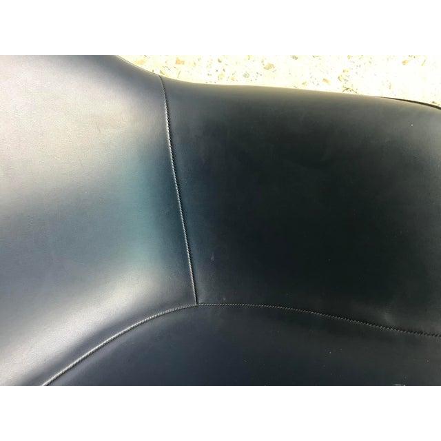 Vinyl 1970s Herman Miller Vinyl Shell Chair For Sale - Image 7 of 9
