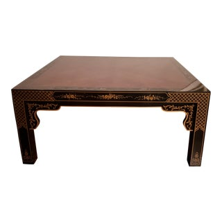 Drexel Heritage Chinoiserie Coffee Table For Sale