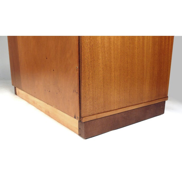 Seven-Drawer Chest Designed by Edward Wormley for Dunbar For Sale - Image 10 of 11