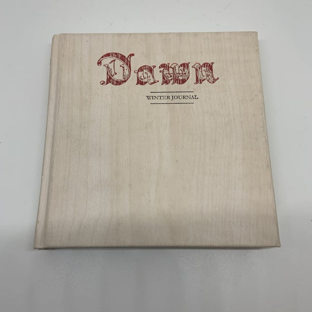 Phil Elverum Dawn Winter Journal Book and CD For Sale - Image 10 of 10