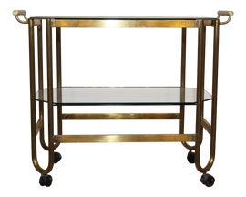 Image of Entry Bar Carts and Dry Bars