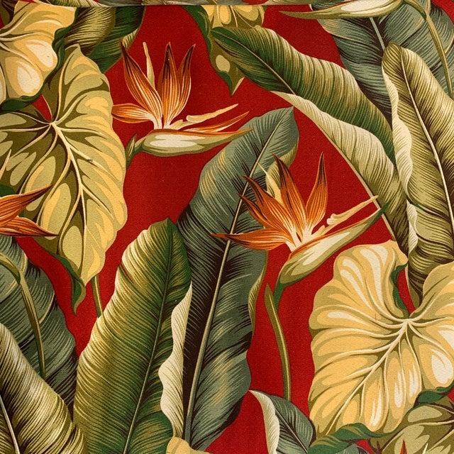 Mid Century Modern Tiki Hawaiian Rattan Sofa by King's ...